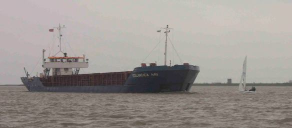Shipping at the Burnham Open Cropped