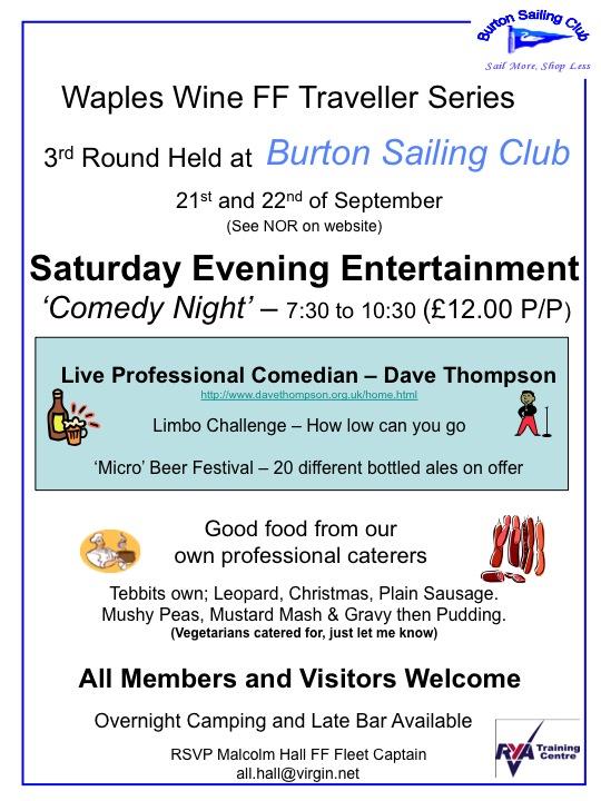 Burton Open 2013 poster