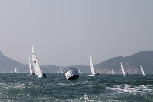 Hong Kong Practice race