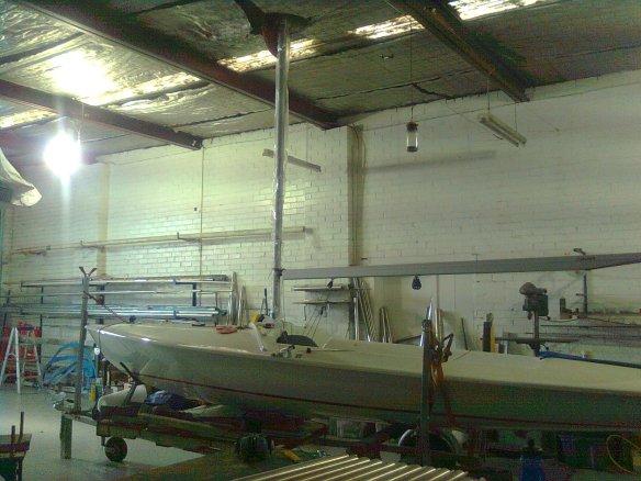 peter milne boat 1