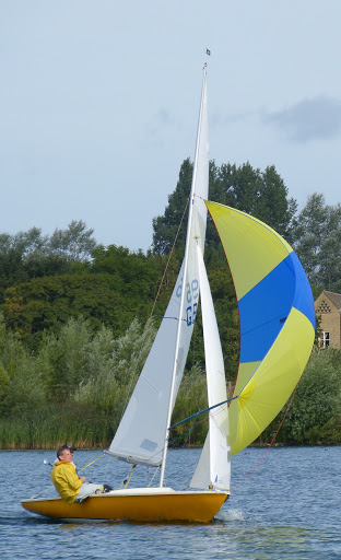 yellow spinnaker 2