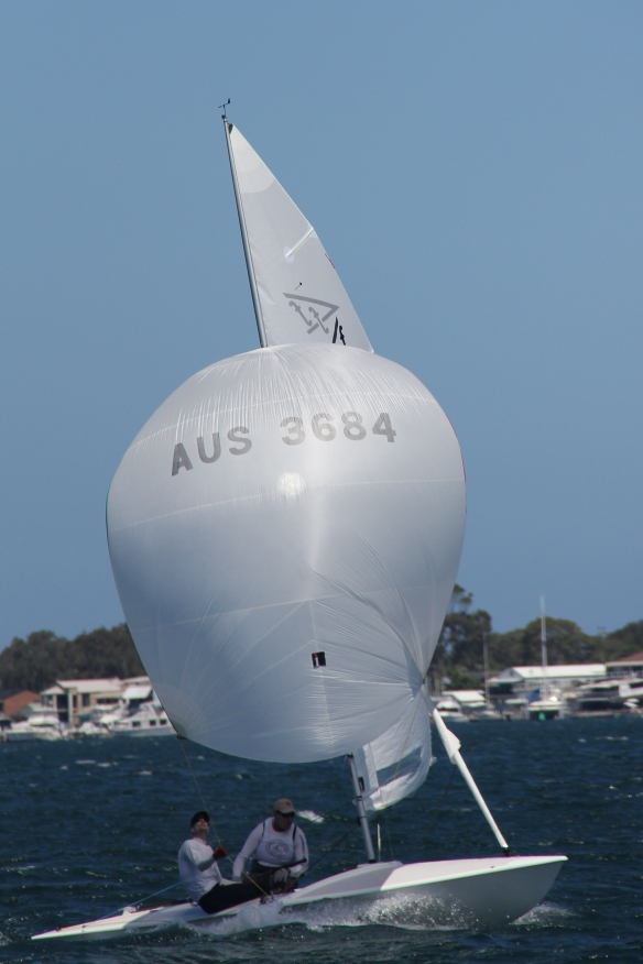 aus nationals 2014 m owen sailing