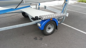 new trailer steps
