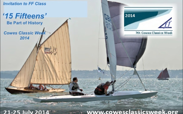 Cowes Classic Poster