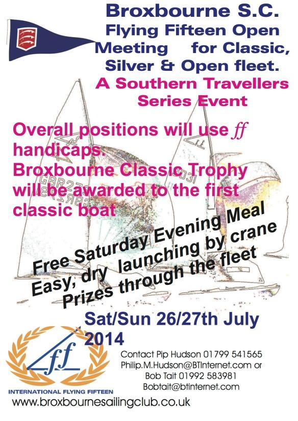 broxbourne open 2014 poster