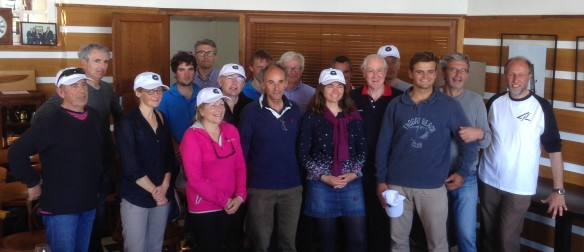 Dinard Cup 2015 winners photo