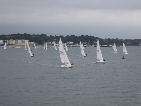 FF Parkstone racing 24 Oct