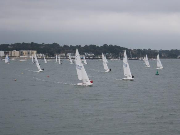 FF Parkstone racing 24 Oct